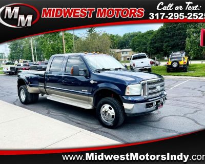 """Used 2006 Ford Super Duty F-350 DRW Crew Cab 172"""" King Ranch 4WD"""