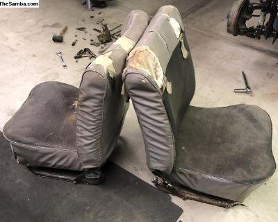 65-67 low back seats