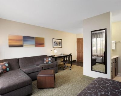 A home away from home at The Staybridge Suites Lincolnshire - Half Day