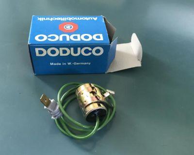 Doduco W German condenser 66-70 NOS