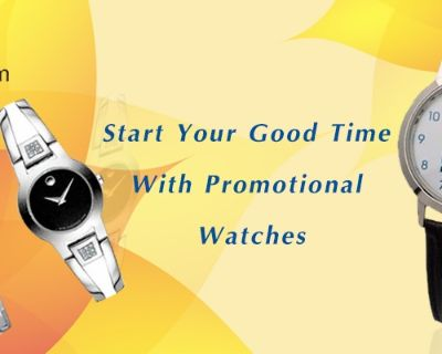 Classic Promotional Clocks and Watches Collection @ This Promo Works