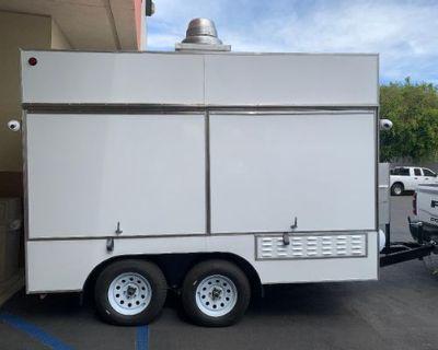 Food trailer 11ft - Sky / Model / 2020