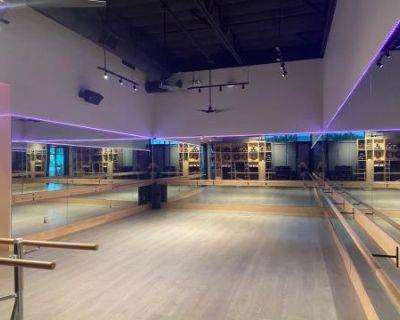 Brand New Beautiful Dance Studio, Long Beach, CA