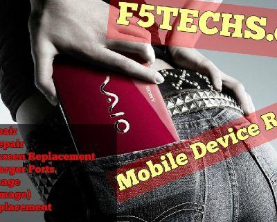 http://www.f5techs.com Mobile Device Repair Wichita