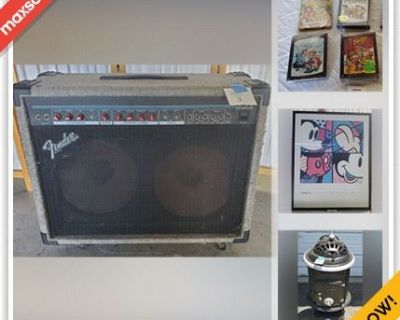 Campbell Reseller Online Auction - Gilman Avenue