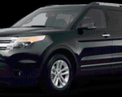 2012 Ford Explorer XLT FWD