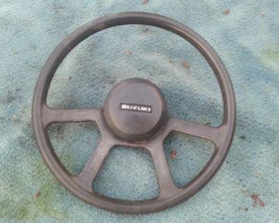 Suzuki Samurai 85 - 95 Steering Wheel