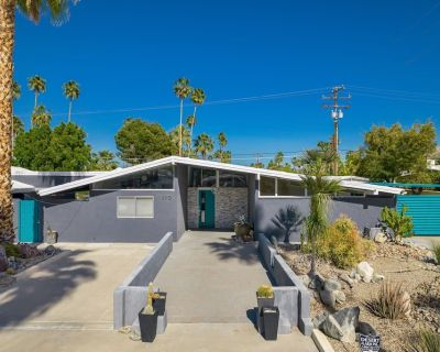 Remodeled Villa With Private Casita, Pool, Jacuzzi - Twin Palms