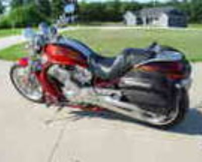 2005 Harley Davidson Vrscse Screamin Eagle V Rod Cvo Custom
