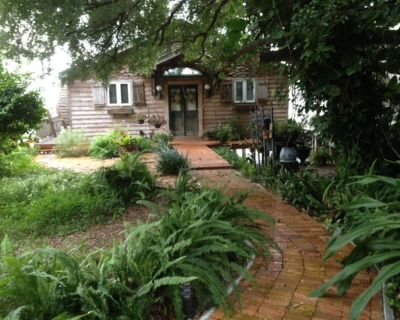Romantic Cottage on the lake in downtown Mt Dora. BRING YOUR BOAT!! - Mount Dora