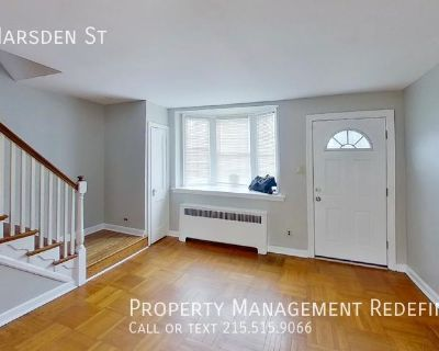 Single-family home Rental - 6407 Marsden St