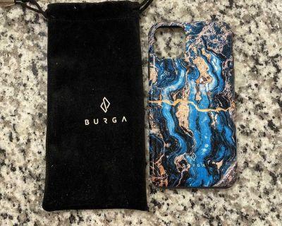 BURGA iPhone 12 plus case