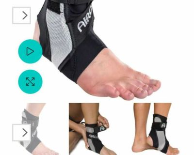 AirCast Left Ankle Support