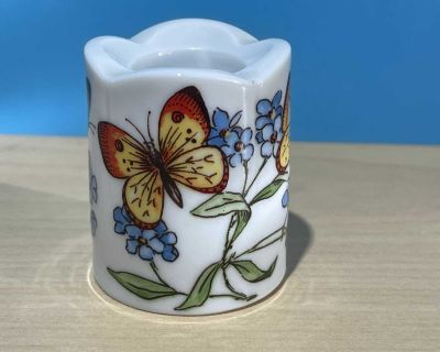 Vintage mini candle holder made in Western Germany