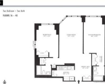 4 Devonshire Pl #1905, Boston, MA 02109 2 Bedroom Apartment