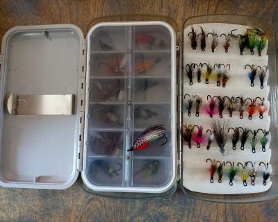 Fly fishing lures/flies