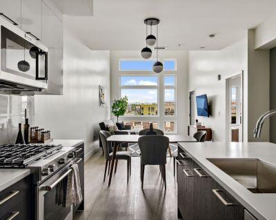 Modern Eclectic Penthouse Loft | Espad n LoHi - Highland