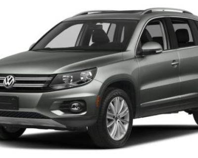 2018 Volkswagen Tiguan Limited S