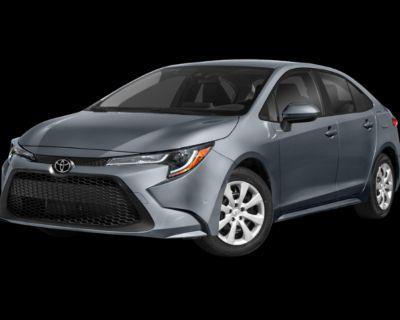 Pre-Owned 2020 Toyota Corolla LE FWD 4D Sedan | Miami, FL