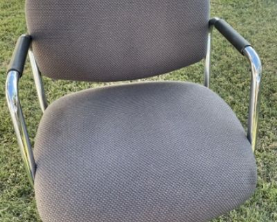 Steel Commercial Quality Office Chair