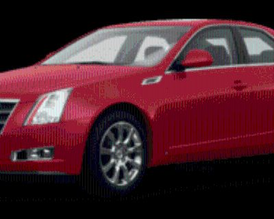 2008 Cadillac CTS with 1SB AWD