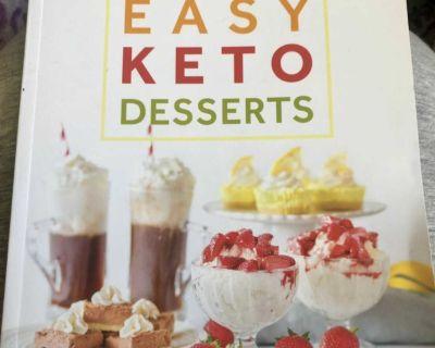 New Easy Keto Desserts Recipe Book