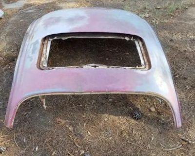 1965-1979 Bug Sunroof Cut