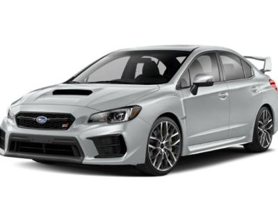 New 2021 Subaru WRX STI AWD 4dr Car