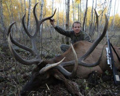 Trophy Deer, Elk and Antelope Hunts Going FAST