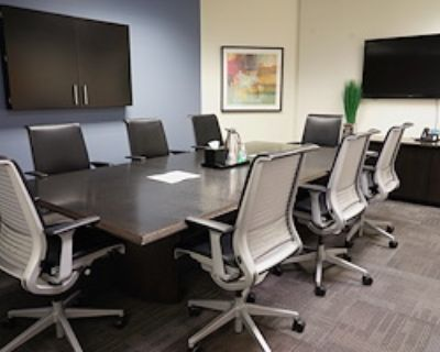 Private Meeting Room for 8 at Executive Workspace @ Spectrum