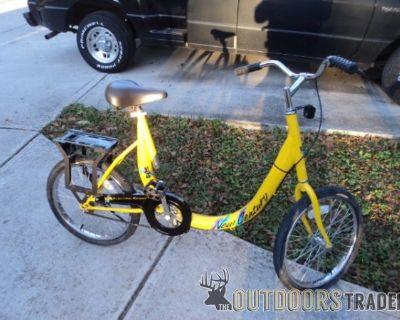 """FS Adult 20"""" Bike"""