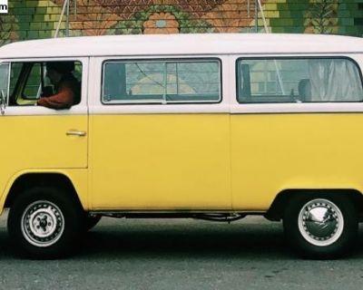 1979 VW Bus - automatic transmission