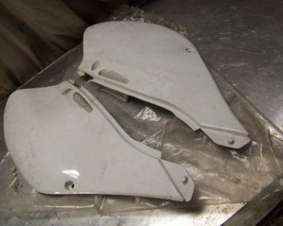Kx250 Kx Kx125 125 250 Plastics Fenders Shrouds Plates 99 00 01 99-02