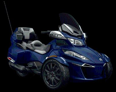 2016 Can-Am Spyder RT-S SE6 3 Wheel Motorcycle Springfield, MO