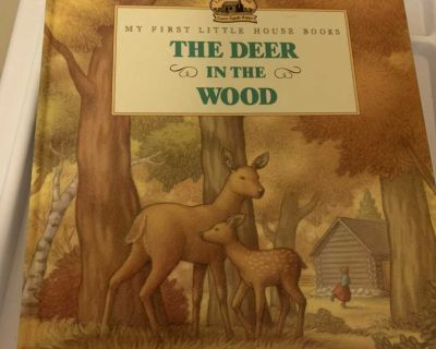 The deer in the wood- my first little house books