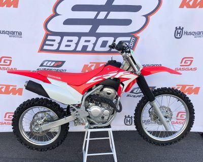 2021 Honda CRF250F Motorcycle Off Road Costa Mesa, CA