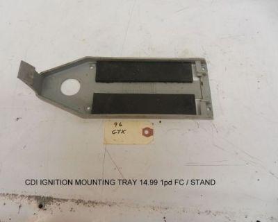 96-02 Seadoo Gtx Gxs Gti Xp Spx 787 Cdi Ignition Mounting Tray 278000826