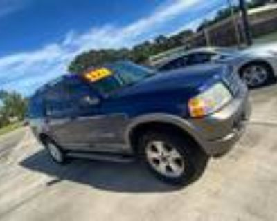 2004 Ford Explorer XLT 4.0L 2WD