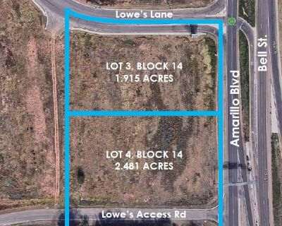 Commercial land in high traffic area - Possibility for 2 pad sites