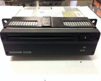 2002-2005 Bmw 7 Series Gps Navigation Disc Drive Player Receiver 65906927712 Oem