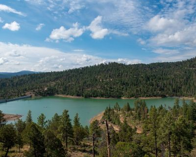 Grindstone Lake Lodge, a true one of a kind with the most amazing view - Ruidoso