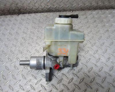 01 02 03 Bmw 525i Brake Master Cylinder W/dynamic Stability Control 6cyl 2.5l