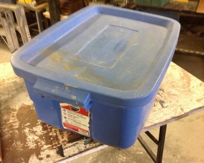 Rubber made tub