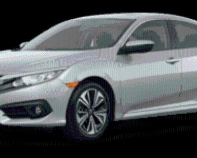 2016 Honda Civic EX-L Sedan CVT