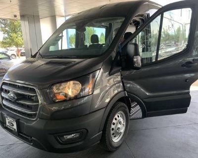 2020 AWD Ford Transit 250 Van Conversion