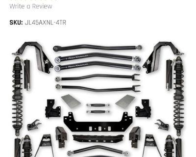 Pennsylvania - RK 4.5 Adventure X No Limits Long Arm Trail Runner System (NIB)