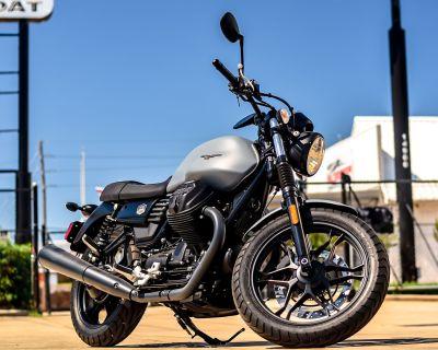 2020 Moto Guzzi V7 III Stone Street Standard Houston, TX