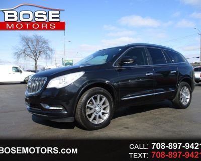 Used 2015 Buick Enclave Leather FWD