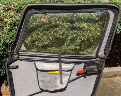 FS Jeep CJ7 or YJ Soft Doors Half Full