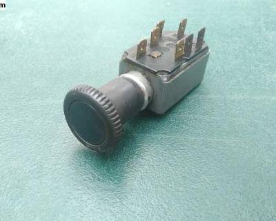 Good used Bug Headlight Switch with 57 Terminal